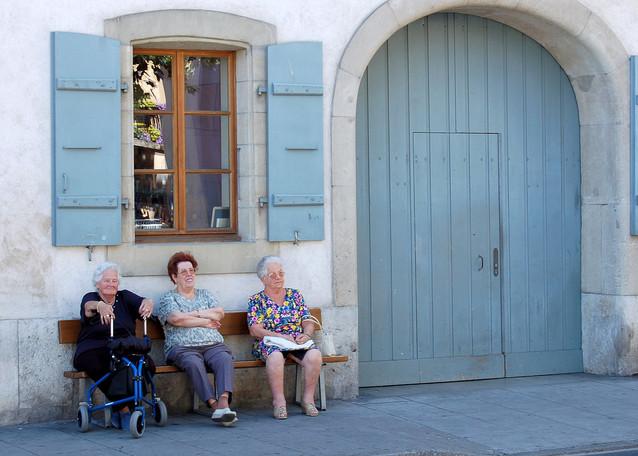 Idős korban saját házban élni