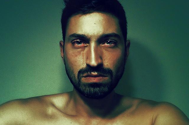 A sírás nem szégyellni való