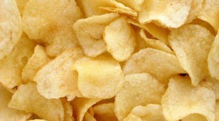 Miért nem tudsz csak egy szem chipset enni?