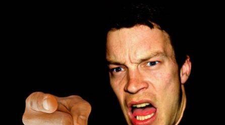 7 módszer az agresszív emberrel szemben