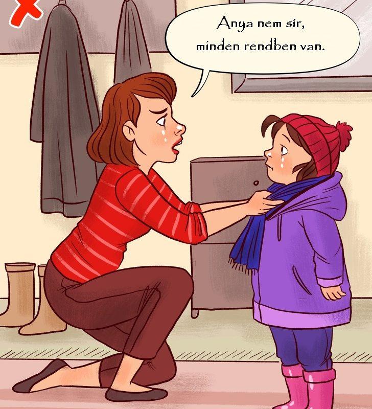 11 mondat, amit ne így mondj a gyereknek