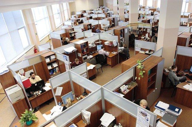 Közös iroda: hogyan ne őrülj meg