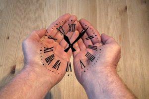 Miért rohan az idő?